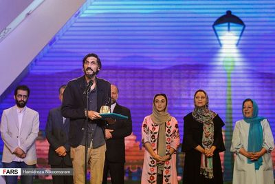 """France's """"Alone"""" crowned best at Isfahan film festival"""