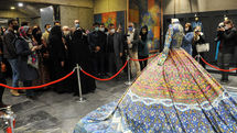 Opening Ceremony 10th Fajr Fashion and Clothing Festival in Tehran's Azadi Tower