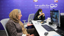 """Marzieh Boroomand's """"Experience Sharing"""" Meeting Was Held Virtually"""