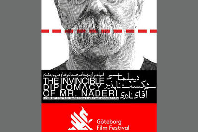 'Invincible Diplomacy of Mr. Naderi' goes to Sweden