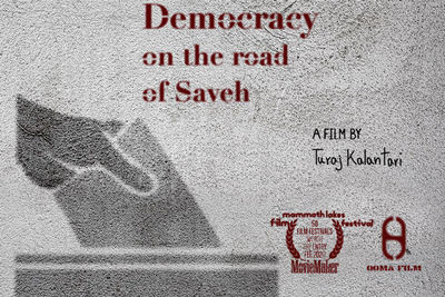 """""""Democracy on the Road of Saveh"""" honored at Mammoth Lakes festival"""