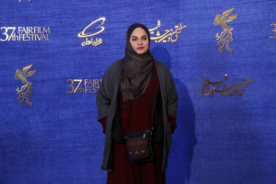 Iran's female filmmaker Abyar holds masterclass in Scotland