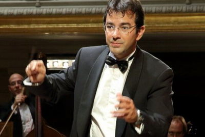 Pejman Memarzadeh will serve as TSO guest conductor