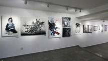 Selected Artworks from Mojdeh Gallery - 2018