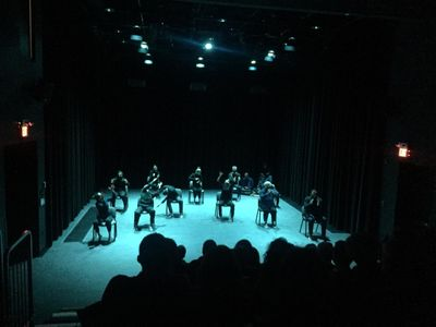 Jafar Mahyari's The Chairs Proves a Hit in Canada