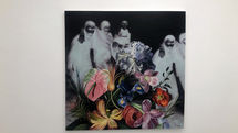 O Gallery Shows Paintings by Roghayeh Najdi