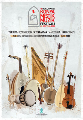 Shams Ensemble to perform at Konya Mystic Music Festival