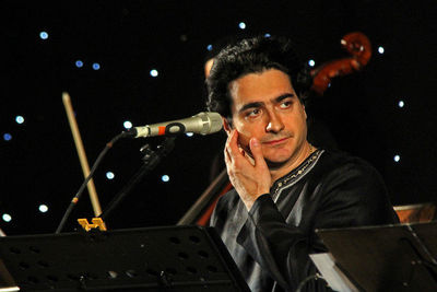 Culture Ministry gives green light to Shajarian's free outdoor concerts