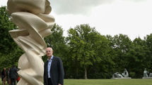Tehran Museum Inaugurates Tony Cragg Sculpture