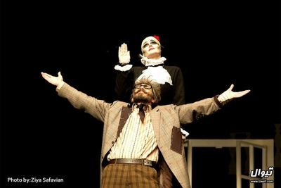 """The Marriage of Mr. Mississippi"" to go on stage in Tehran"