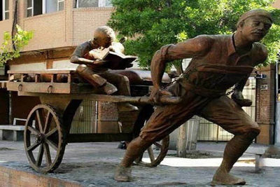 Tehran Municipality launches sculpture contest to promote reading