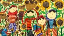 Iranian Children Win Awards at Japanese Painting Contest