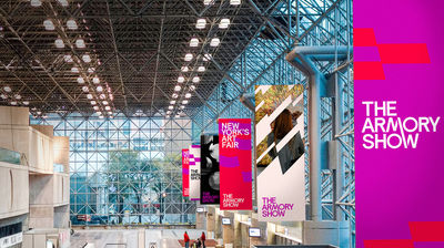 Two Iranian galleries displaying artworks at  Armory Show 2021