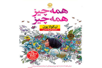 """Everything, Everything"" comes to Iranian bookstores"