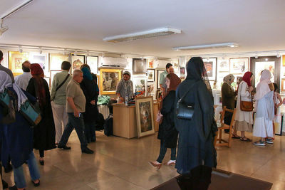 100 Works, 100 Artists Exhibition earns over $39,000 on opening day