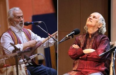 Three Mazandarani masters in intangible cultural heritage's infrequent working list