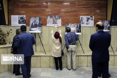 Semnan Next Stop for Exhibit Featuring History of Ties Between UN, Iran