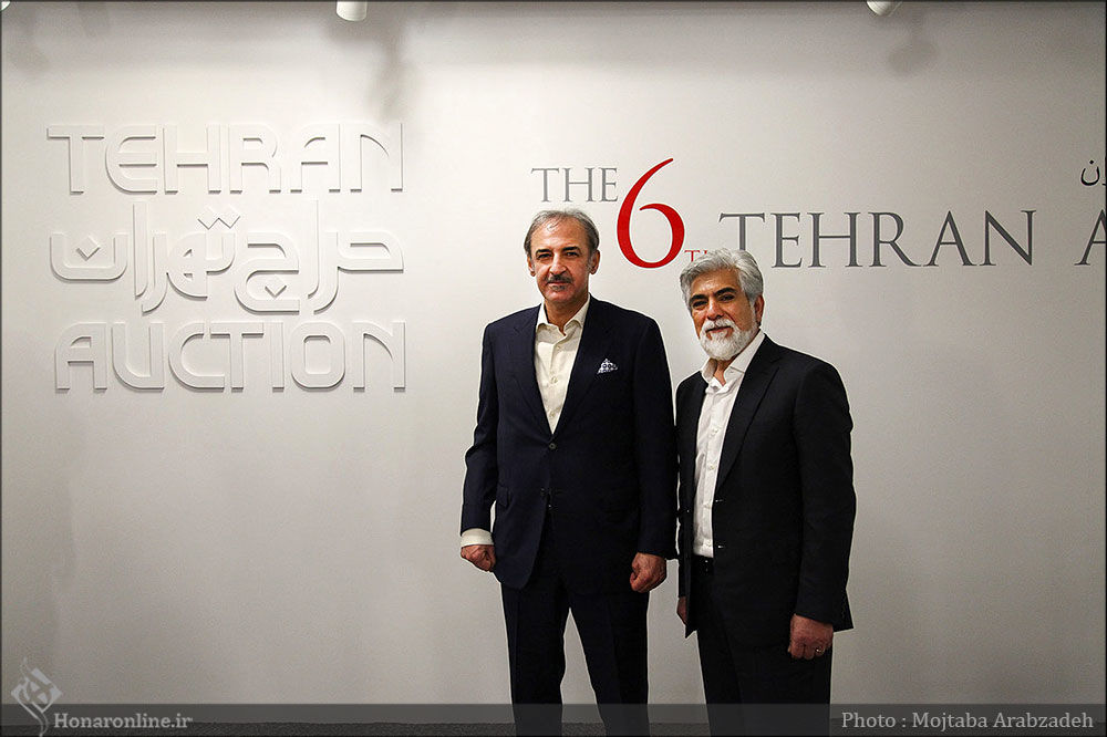 6th Tehran Auction sales total $3M