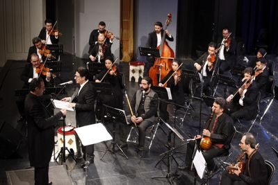 Homayaoun Shajarian Performs  online concert  at Vahdat Hall, a subdivision of Roudaki Foundation